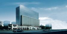 Pre Rented Commercial Office 2500 Sq.Ft. Available for Sale in Emaar MGF The Palm Spring Plaza, Golf Course Road, Gurgaon
